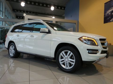 Certified Pre-Owned 2013 Mercedes-Benz GL-Class GL450 AWD 4MATIC®