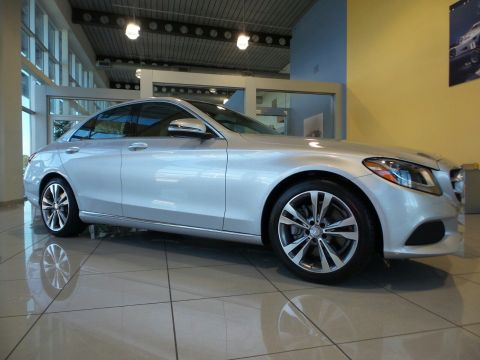 Certified Pre-Owned 2016 Mercedes-Benz C-Class C300 RWD 4dr Car