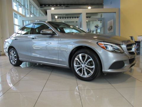Certified Pre-Owned 2016 Mercedes-Benz C-Class C300 AWD 4MATIC®
