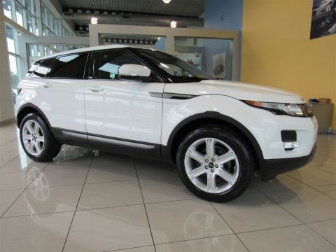 Pre-Owned 2013 Land Rover Range Rover Evoque Pure Plus 4WD