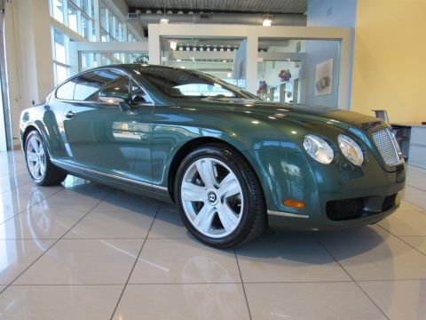 Pre-Owned 2007 Bentley Continental GT Coupe AWD