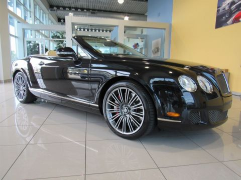 Pre-Owned 2011 Bentley Continental GT Speed AWD