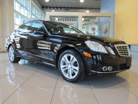 Certified Pre-Owned 2011 Mercedes-Benz E-Class E350 Sport RWD 4dr Car