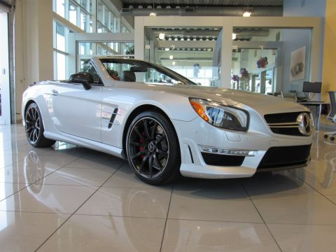 Certified Pre-Owned 2013 Mercedes-Benz SL-Class SL63 AMG® With Navigation