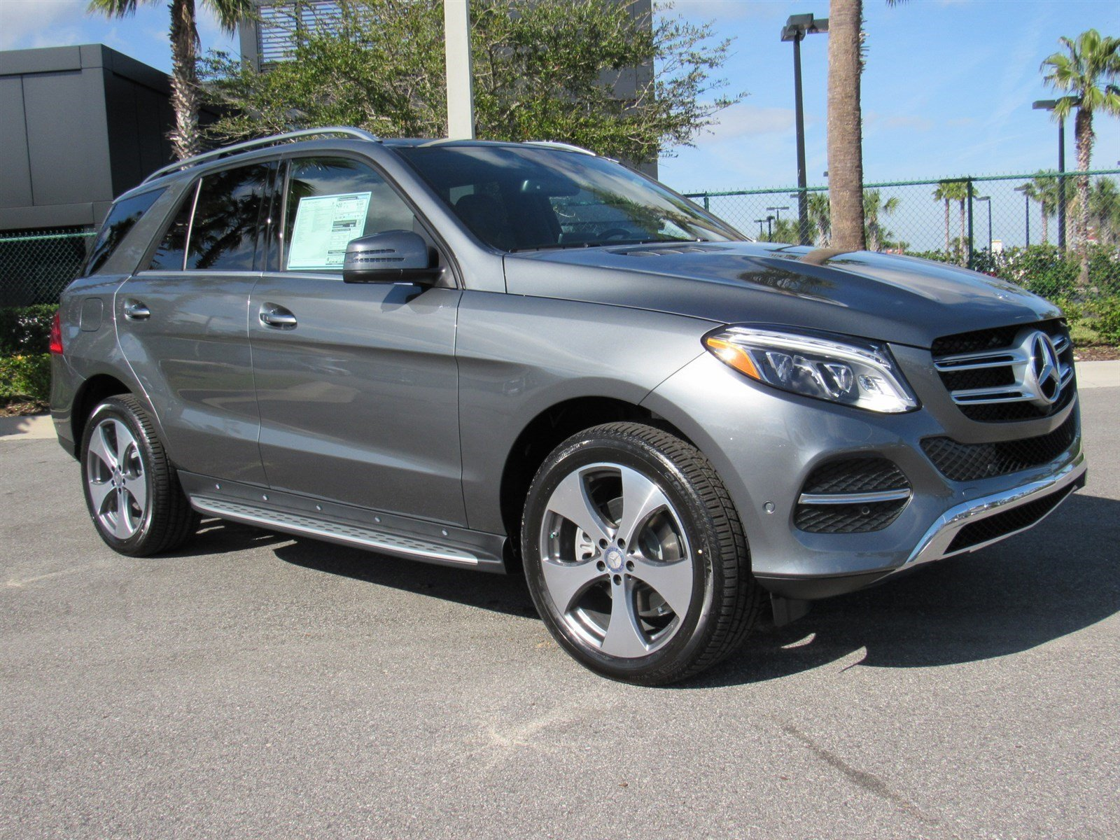 New 2017 mercedes benz gle gle350 suv in daytona beach for 2017 mercedes benz gle350 4matic price