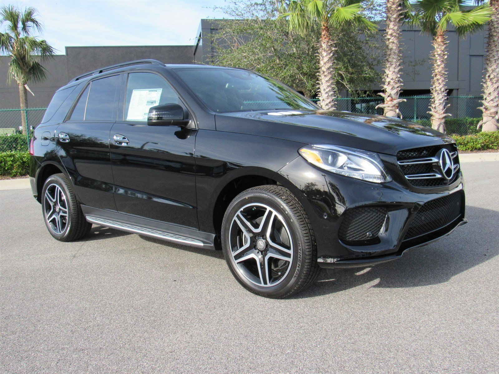 new 2017 mercedes benz gle gle350 sport utility in daytona
