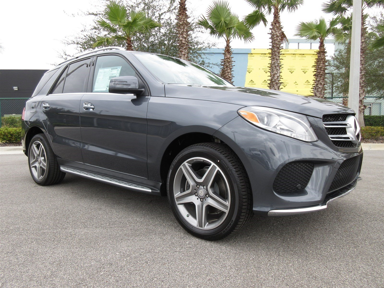 New 2016 mercedes benz gle gle350 suv in daytona beach for Mercedes benz daytona beach