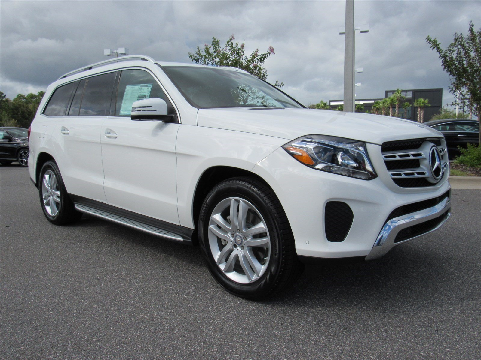 new 2017 mercedes benz gls gls450 4matic suv in daytona