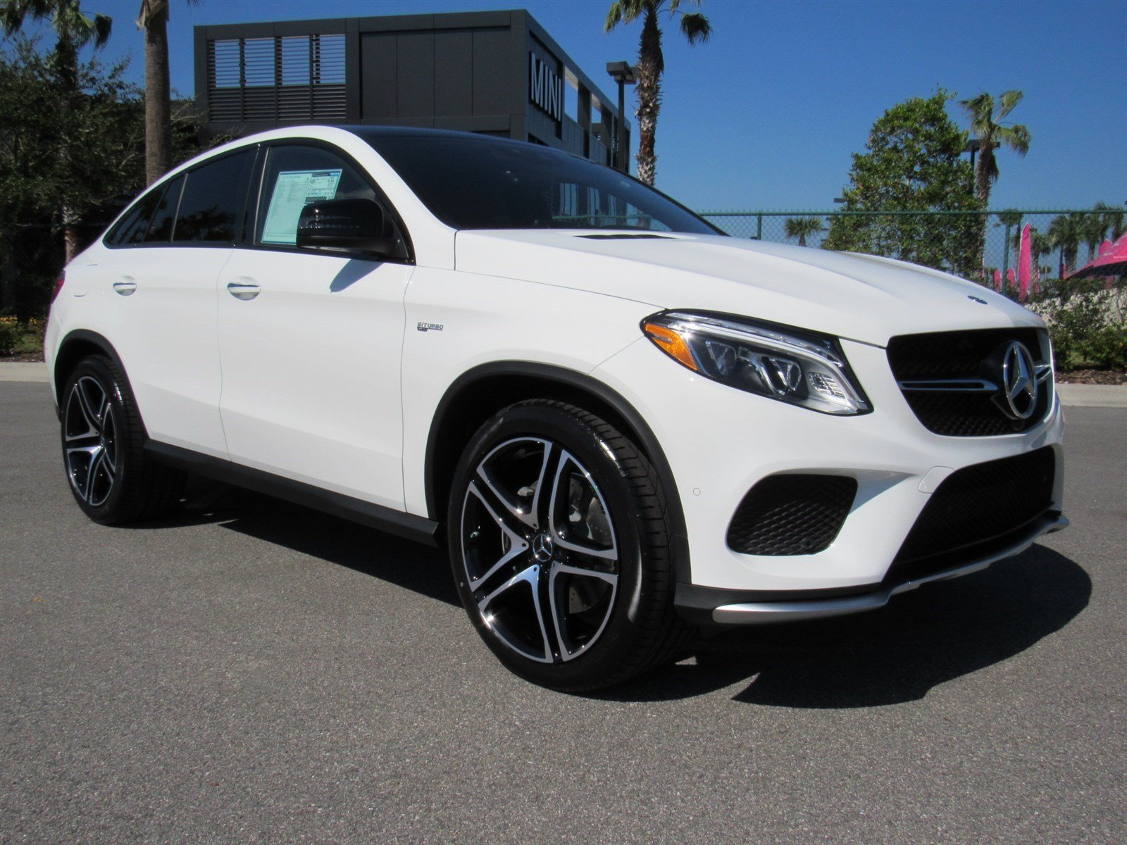 New 2017 mercedes benz gle amg gle43 4matic sport utility for 2017 mercedes benz gle