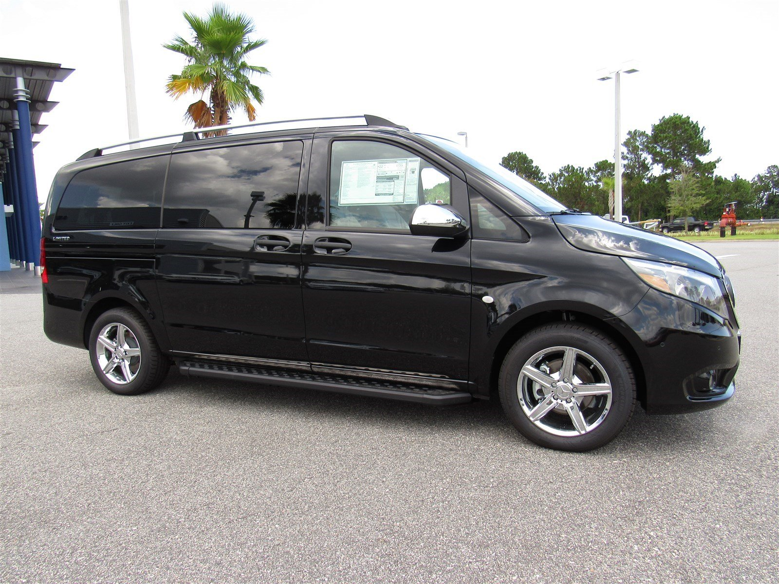 new 2016 mercedes benz metris passenger van mini van passenger in daytona beach g3142221. Black Bedroom Furniture Sets. Home Design Ideas