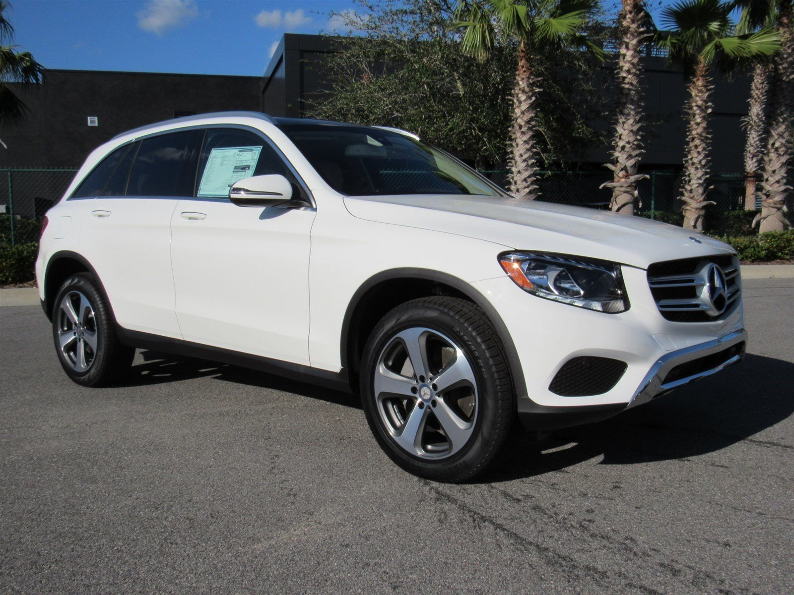 New 2017 mercedes benz glc glc 300 4matic sport utility for Mercedes benz glc 300 accessories