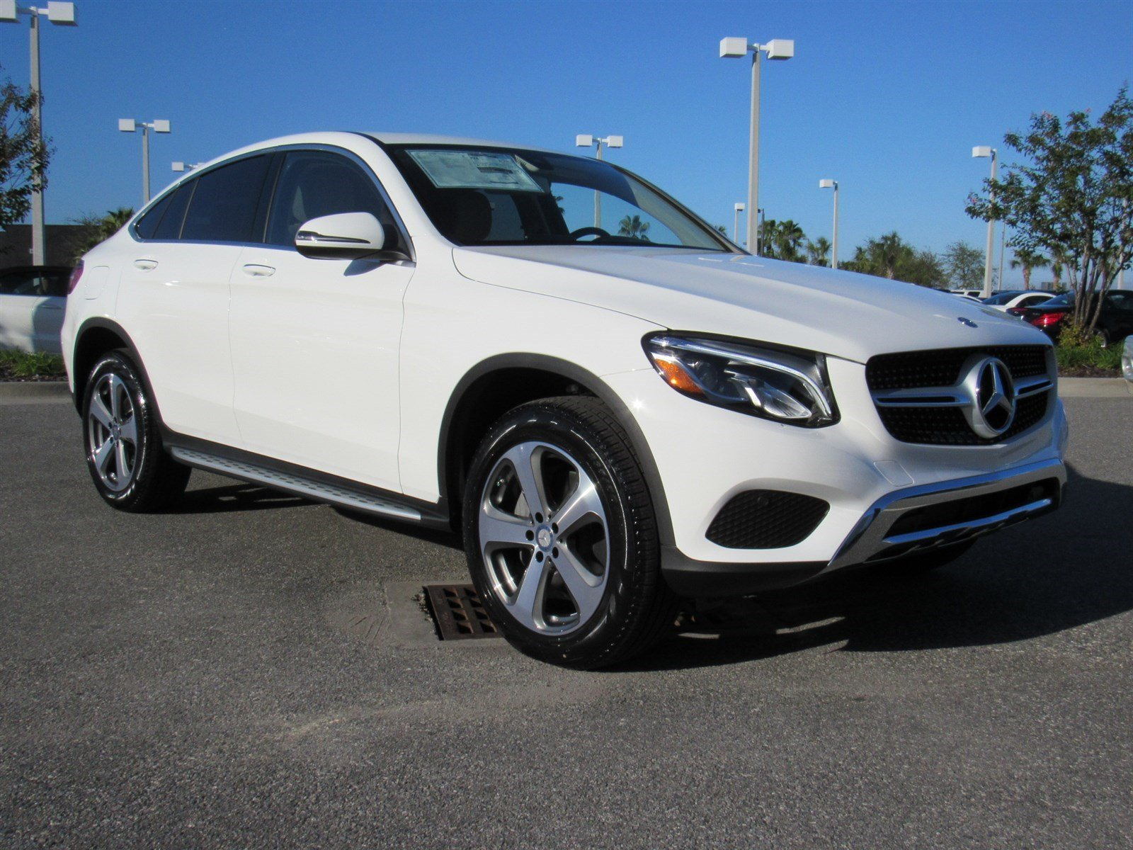 New 2017 Mercedes Benz Glc Glc300 Coupe In Daytona Beach