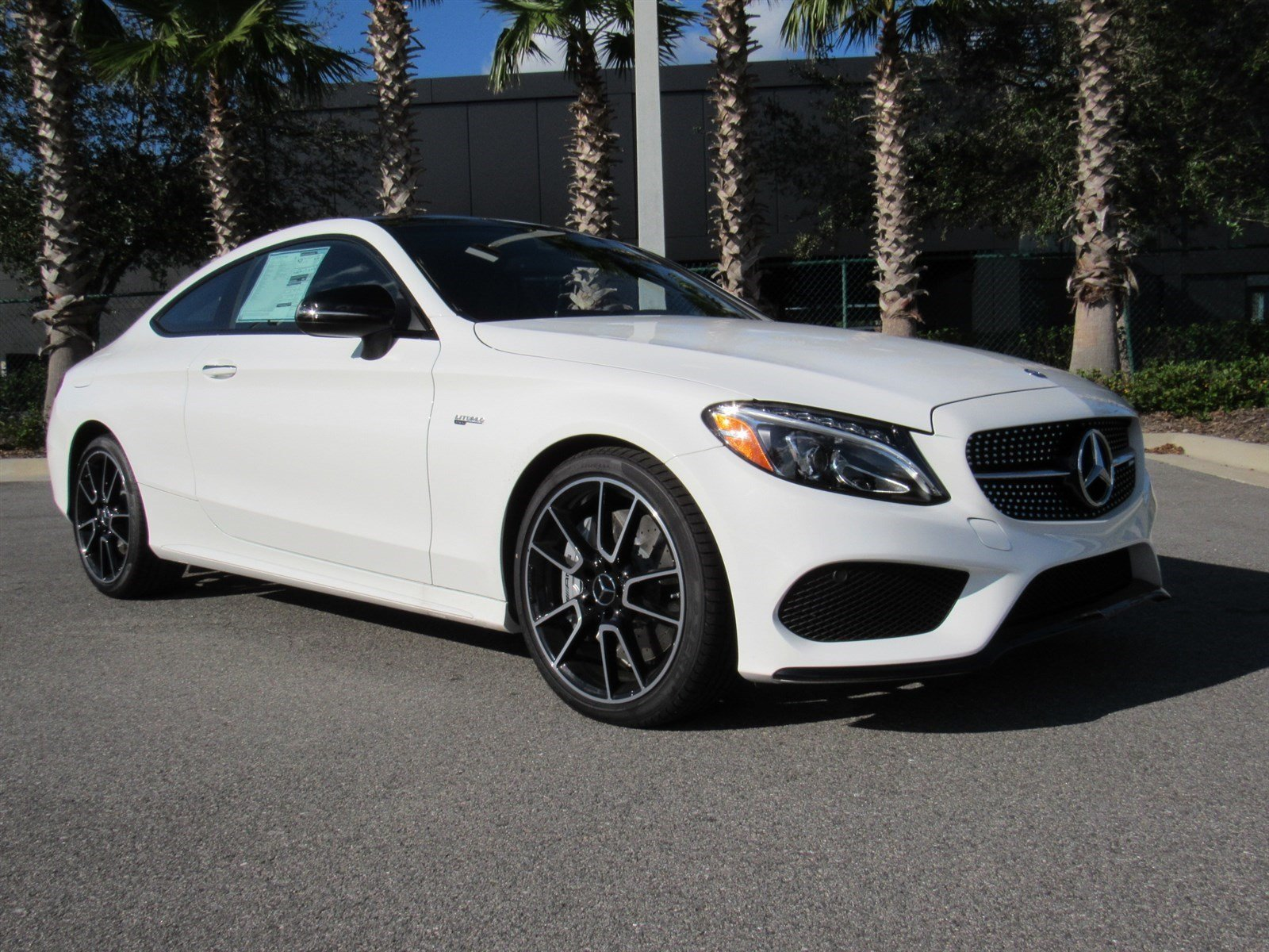 new 2017 mercedes benz c class amg c43 4matic 2dr car in