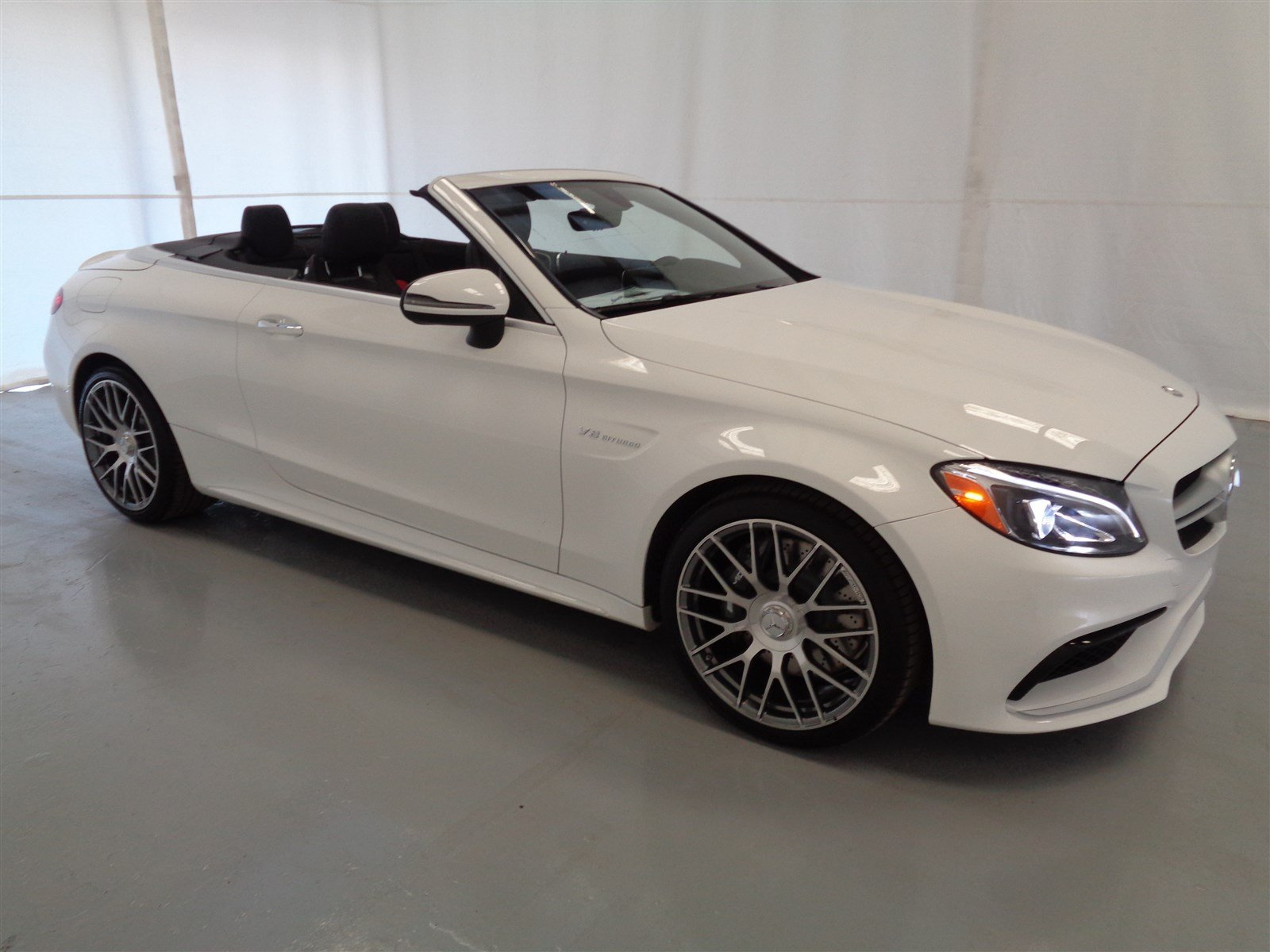 New 2017 mercedes benz c class amg c63 convertible in for Mercedes benz daytona beach