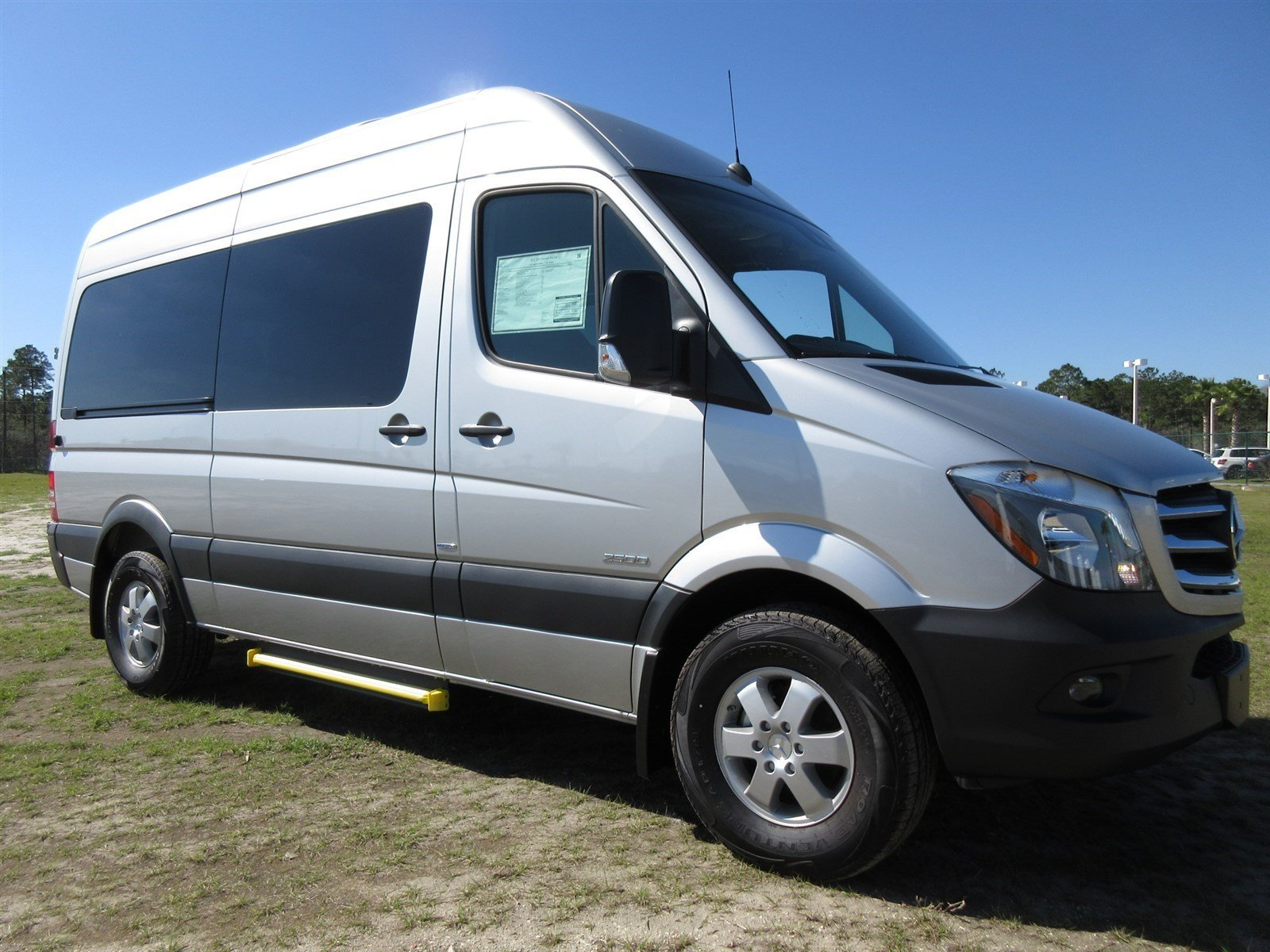 New 2016 Mercedes Benz Sprinter Passenger Vans Rwd 2500